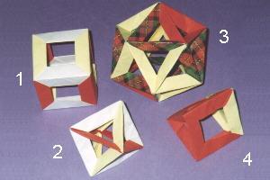 Krystyna Burczyks Origami Gallery